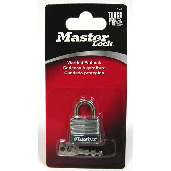 MASTER LOCK WARDED PADLOCK 1