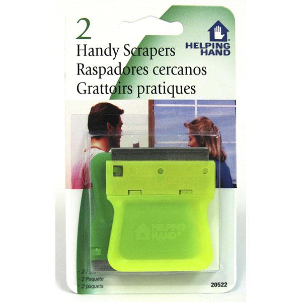 HELPING HAND HANDY SCRAPERS 2'S #20522