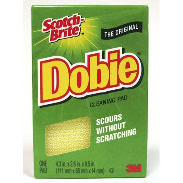 SCOTCH-BRITE CLEANING PAD 1'S *DOBIE* #720