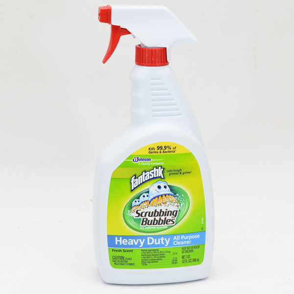 FANTASTIK ALL PURPOSE CLEANER 32OZ *H/DUTY*