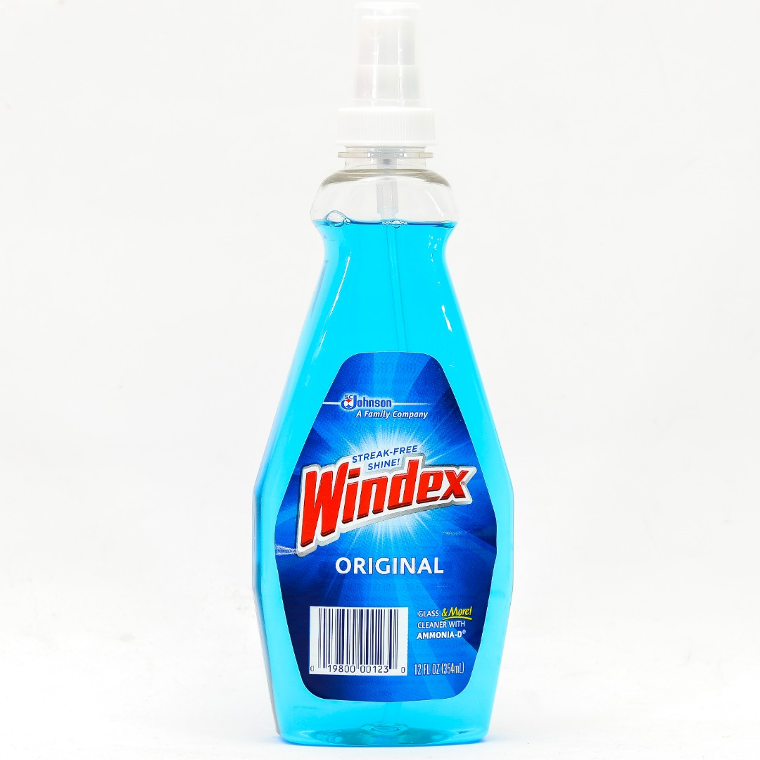 WINDEX GLASS CLEANER 12FL.OZ *ORIG.*