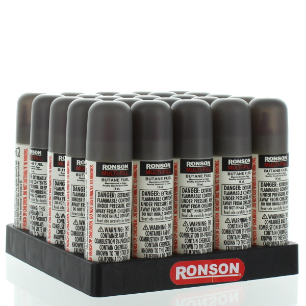 RONSON BUTANE LIGHTER FUEL 18ML