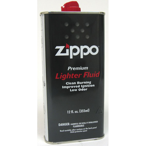 ZIPPO PREMIUM LIGHTER FLUID 12FL.OZ