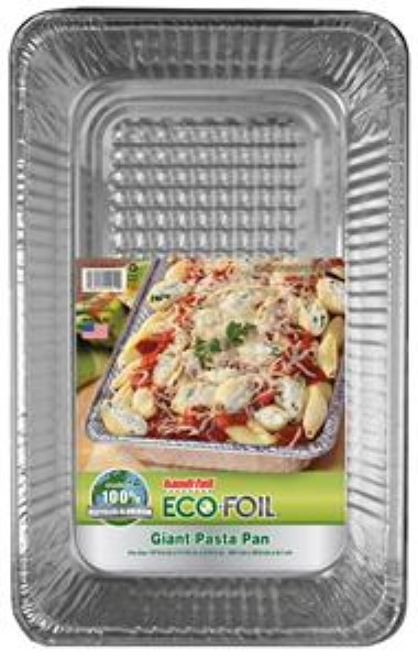 JIFFY FOIL ALUMINUM STEAM PAN DEEP 50/CS
