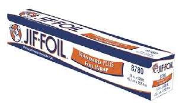 JIF-FOIL ALUMINUM FOIL ROLL 18