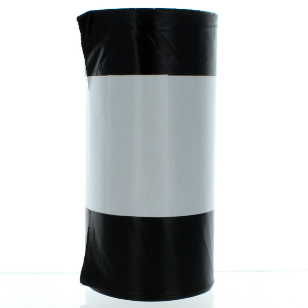 GREEN CAN LINER 60GA 38X58 LD 1.35 MIL *BLACK* 100/BX
