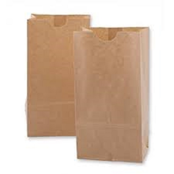 PAPER BAG BROWN LIQUOR *PINT* 500/PK