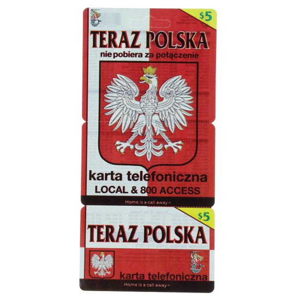 TERAZ POLSKA $5
