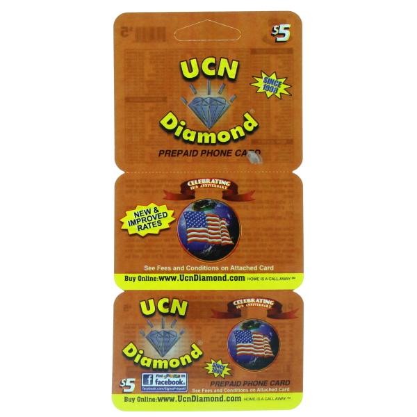 UCN DIAMOND $5
