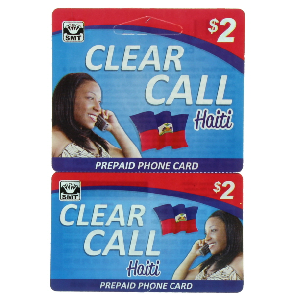 CLEAR CALL HAITI NJ $2