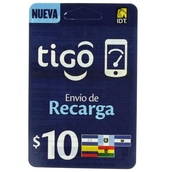TIGO UNIVERSAL $10