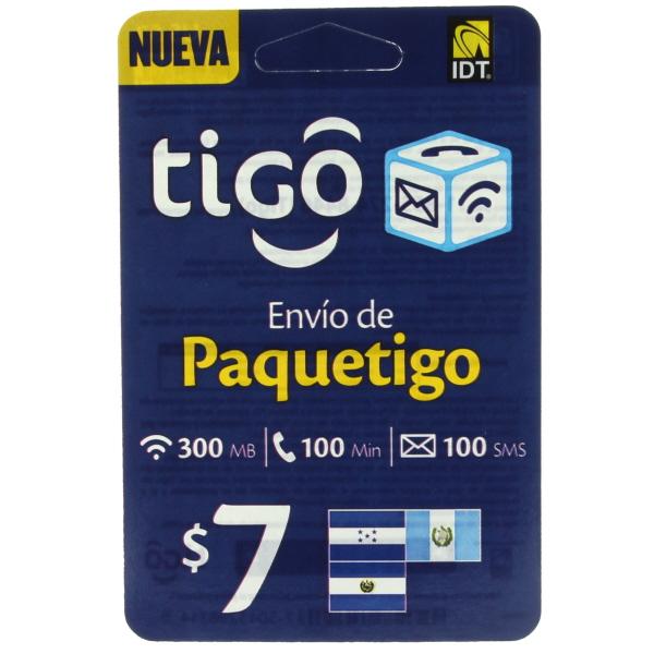 TIGO PAQUETIGO $7
