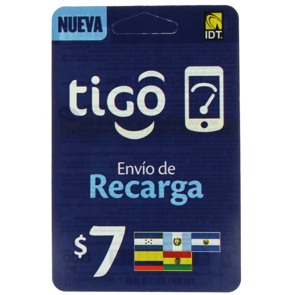 TIGO UNIVERSAL $ 7