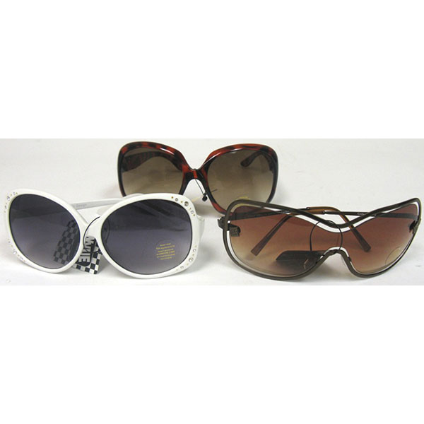CITY SHADES SUNGLASSES 12CT COUNTER DS.