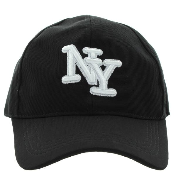 BASEBALL CAP ASST. COLORS *NY*# 91094