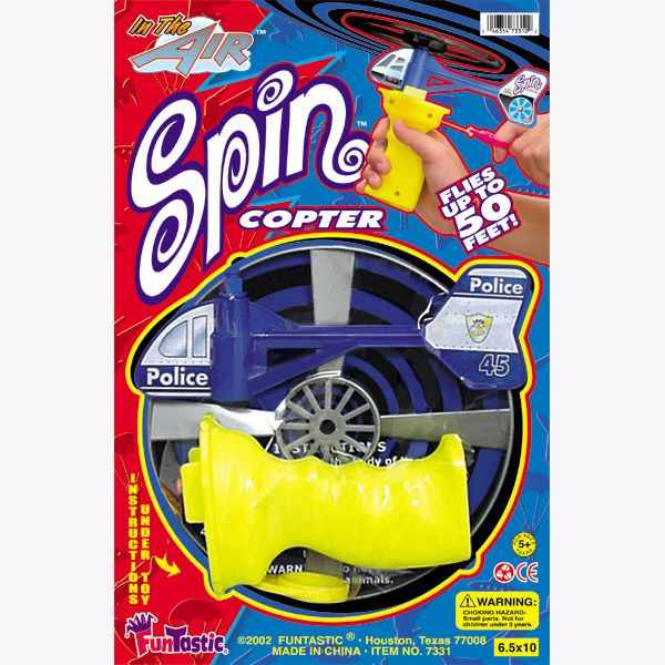 SPIN-COPTER