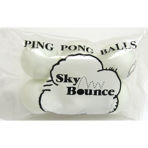 GET PONG PING PONG BALLS 6'S