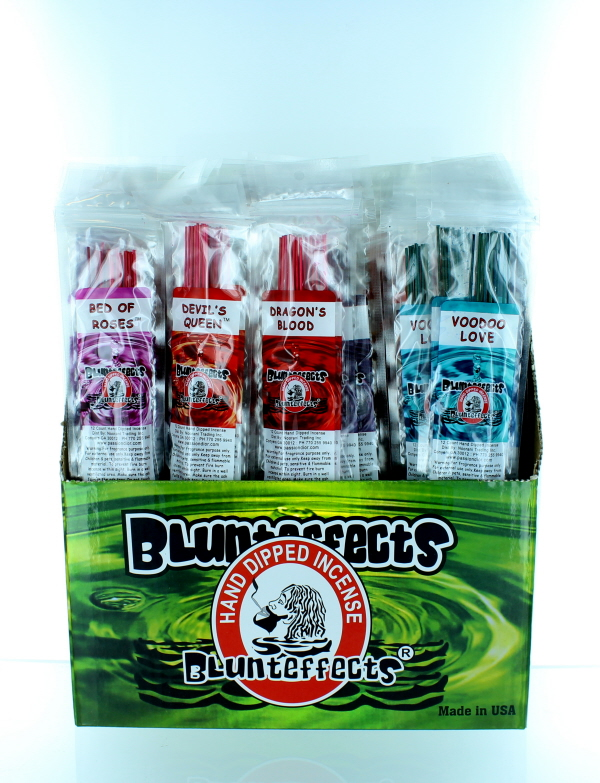 BLUNTEFFECTS INCENSE 11