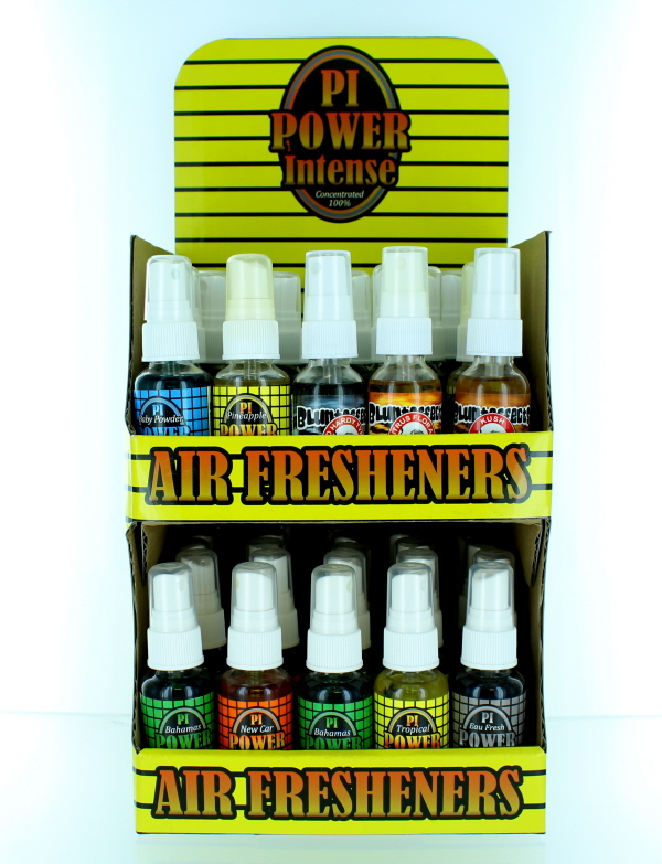 POWER INTENSE SPRAY 1FL.OZ/30ML DS. 50CT *ASST*