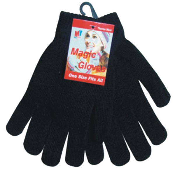 WINTER GLOVE MAGIC *BLACK* #26111