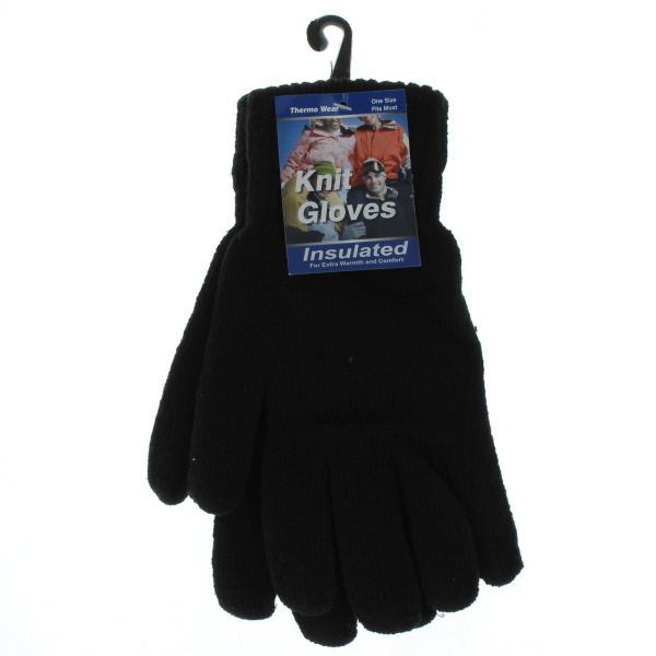 WINTER GLOVE KNIT #24081
