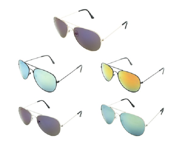 SUNGLASSES FASHION AVIATOR #AV1CM2