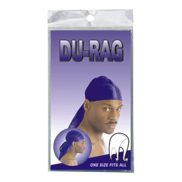 DURAG SPORT TIE DOWN CAP *BLUE*