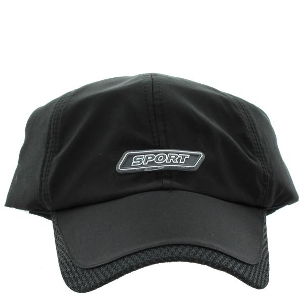 BASEBALL CAP ASST. COLORS *SPORT* #91089
