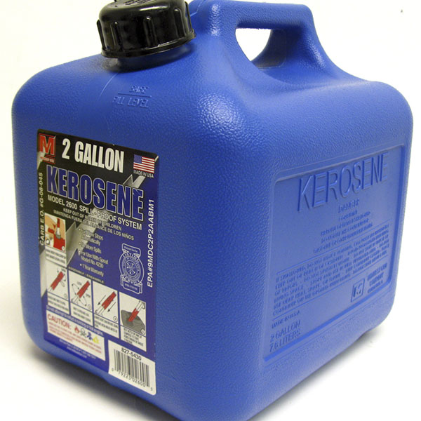 MIDWEST GAS CAN 5 GAL *KEROSENE*
