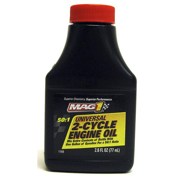 MAG 1 2 CYCLE OIL 50:1 2.6FL.OZ