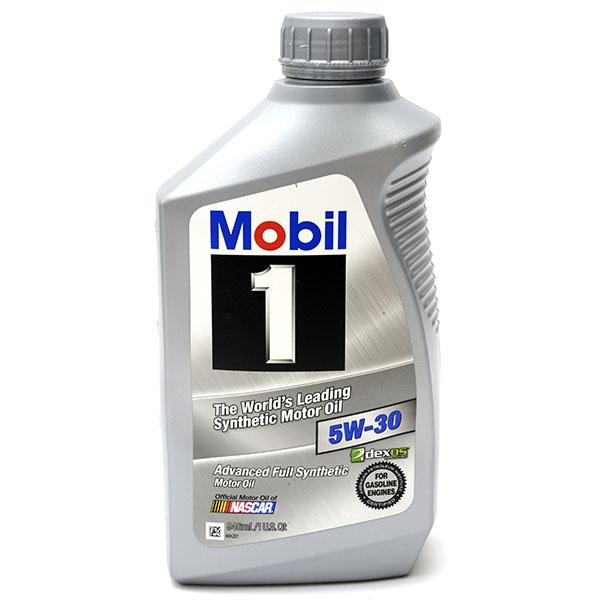 MOBIL 1 SYNTHETIC MOTOR OIL 1QT *5W30*