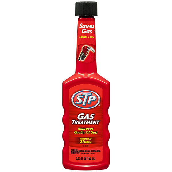 STP GAS TREATMENT 5.25FL.OZ