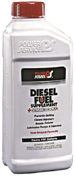 POWER SERVICE DIESEL SUPPLEMENT 32FL.OZ