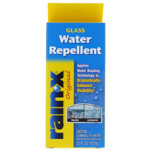 RAIN-X GLASS WATER REPELLANT 3.5FL.OZ