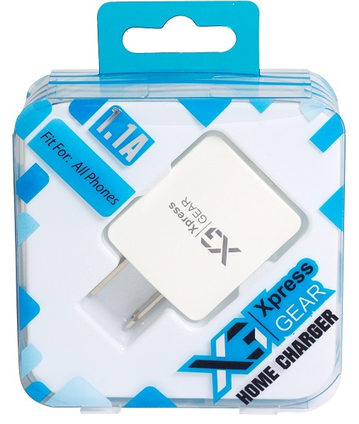 MICCELL DUAL CHARGER *WALL* 16CT