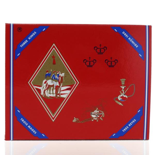 THREE KINGS HOOKAH CHARCOAL 33MM 10'S