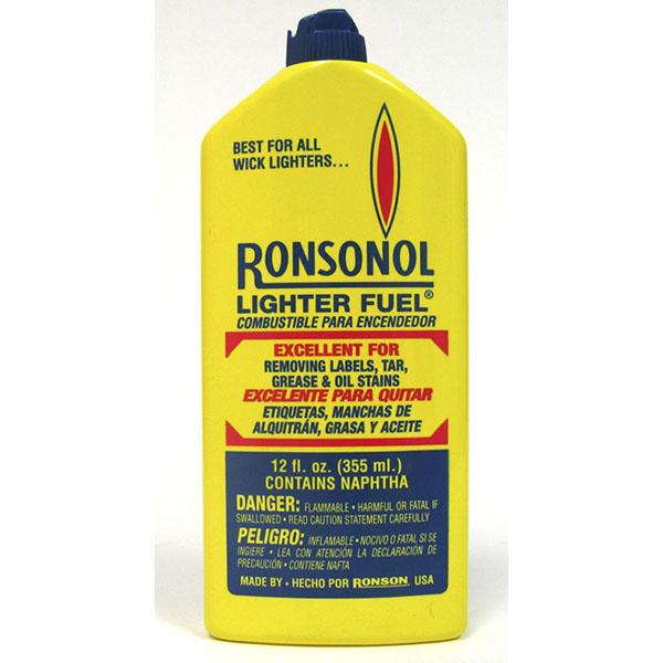 RONSONOL LIGHTER FUEL 12FL.OZ
