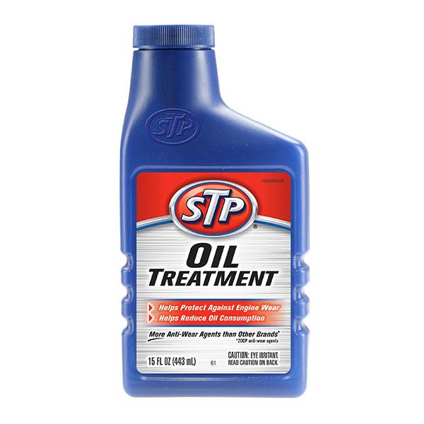STP ENGINE OIL TREATMENT 15FL.OZ