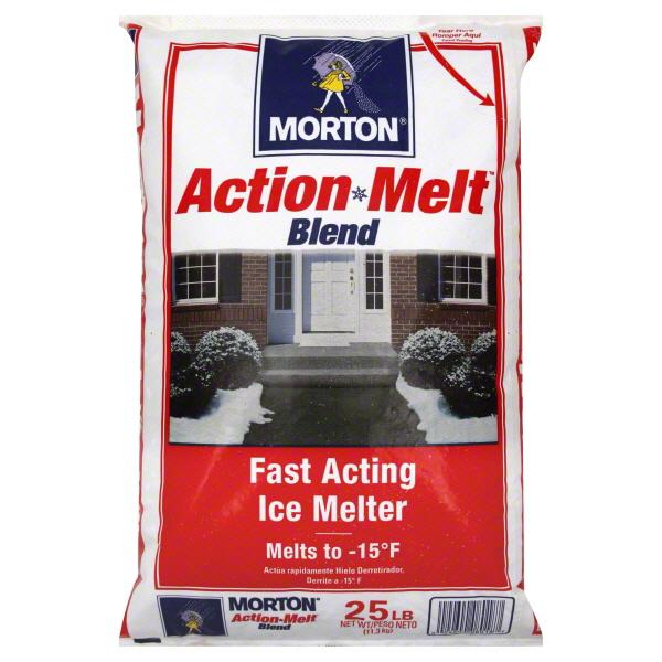 MORTON ACTION-MELT BAGS 25LB
