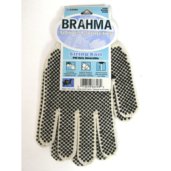BRAHMA KNITTED DOTTED #WA8398A