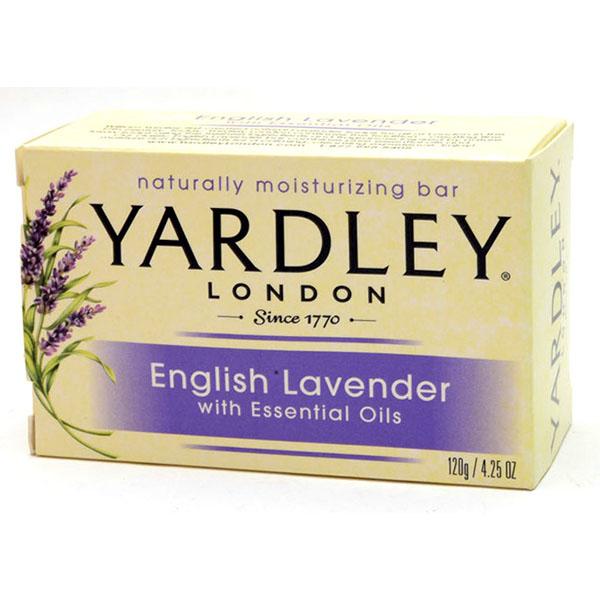 YARDLEY SOAP BAR 4.25OZ *ENGLISH LAVENDER*
