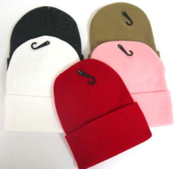 WINTER CAP *ASST. COLORS* #30005