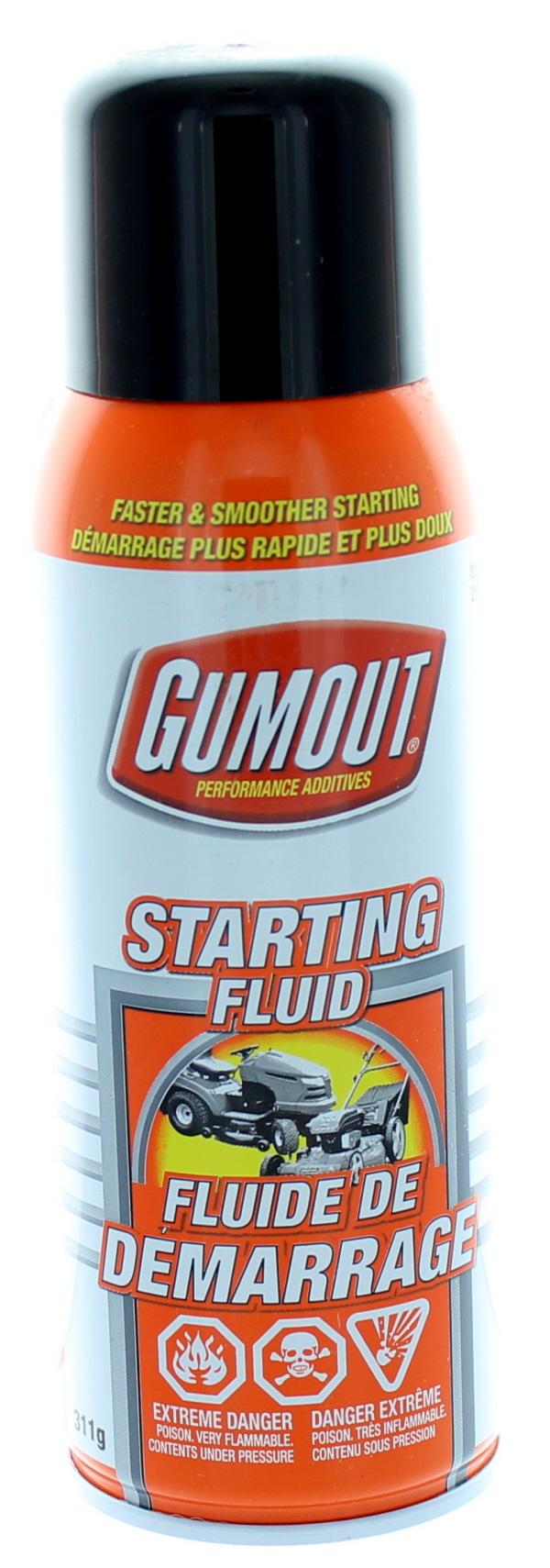 GUMOUT PWR. STEERING FLUID 12FL.OZ