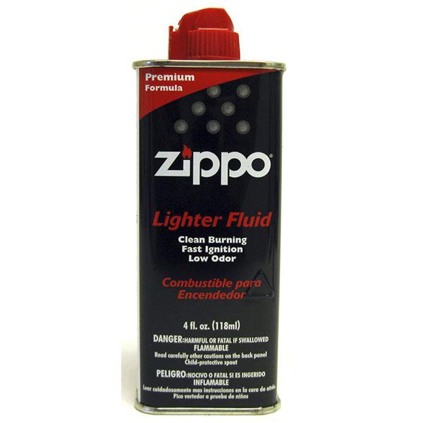 ZIPPO PREMIUM LIGHTER FLUID 4FL.OZ