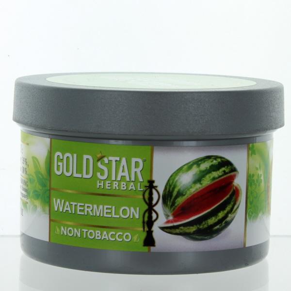 GOLD STAR HOOKAH HERBAL 200GM/7.05OZ *WATERMELON*