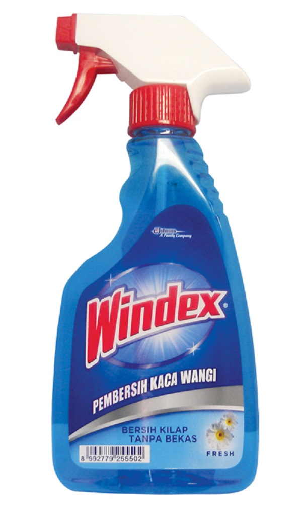 WINDEX GLASS CLEANER IMP. 500ML