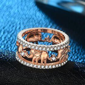 Women's Band Ring Ring