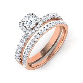 Twinkle Bridal Ring Set