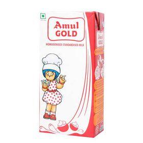 AMUL GOLD MILK (TetraPack) - 1L
