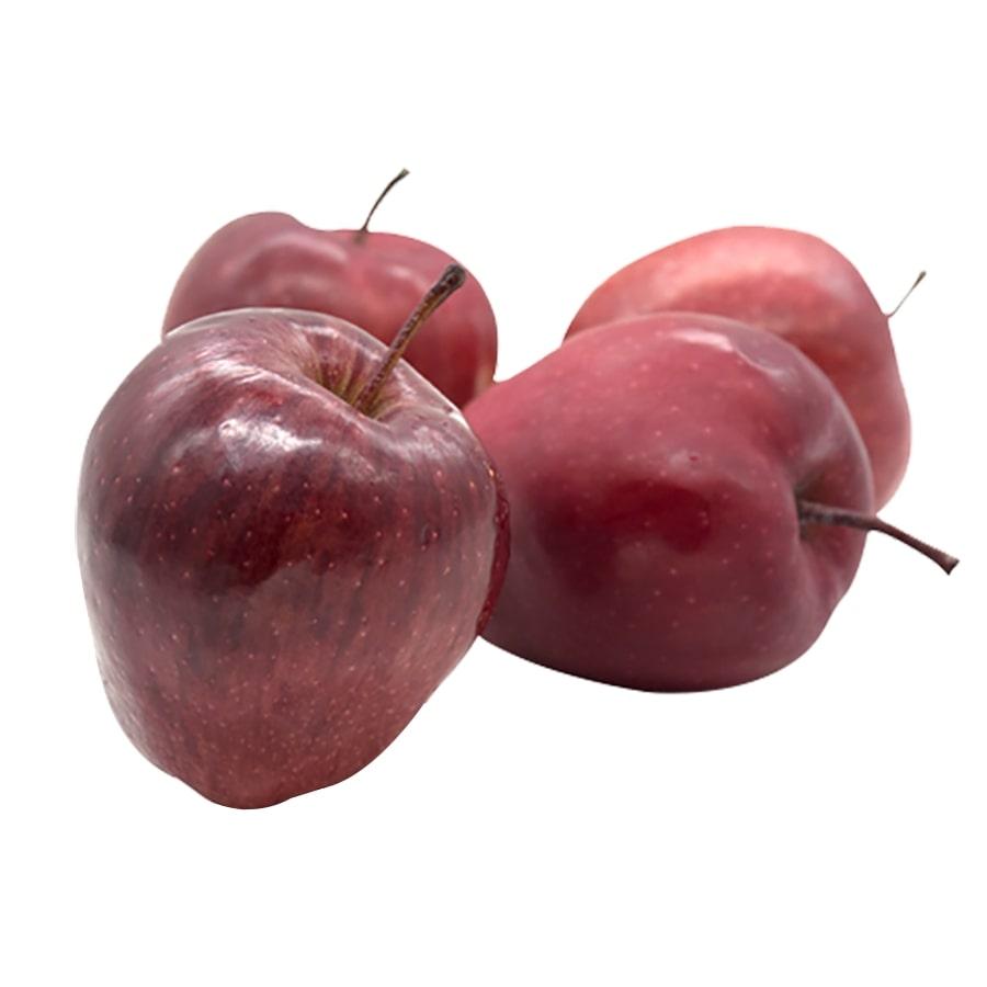 Red Apple - 4 Pcs